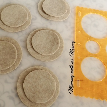 Tea Party headbands how to on mommywithnomoney blog