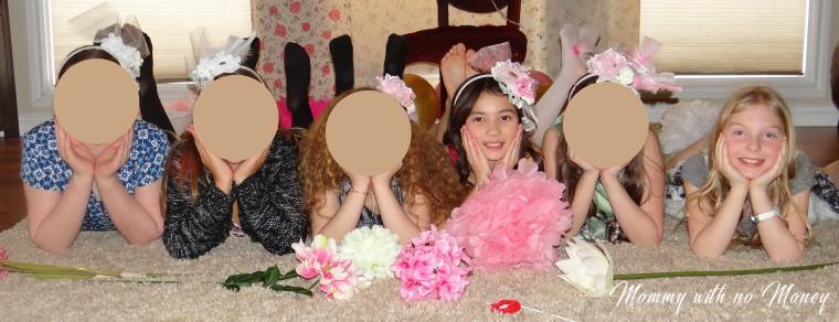 Tea Party Photoshoot Birthday